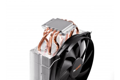 Be quiet! Shadow Rock SLIM Compact Cooling, Significant Quiet CPU Cooler (BQ-BK010)